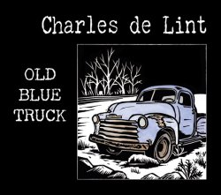 Old Blue Truck front cover